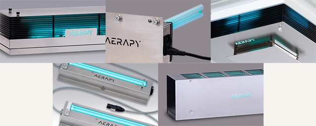Aerapy's family of UV light products