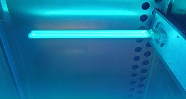 UV light for HVAC